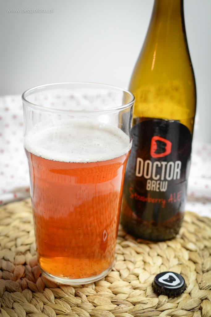 Doctor Brew Strawberry Ale
