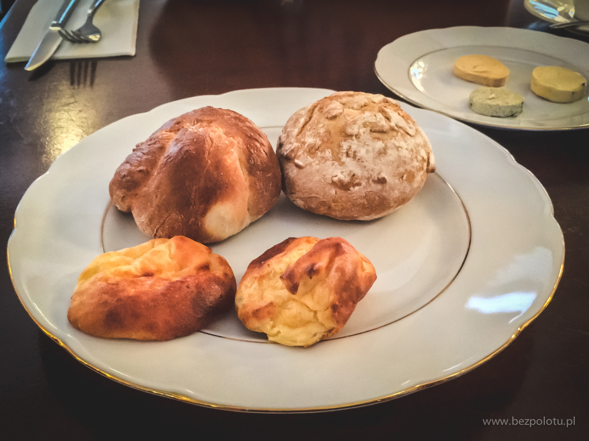 Masło i chleb