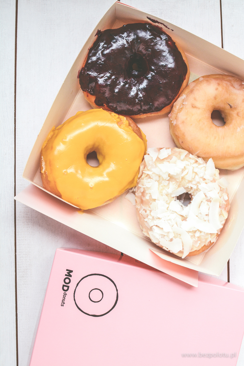 Donuty - MOD - pączki