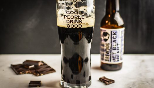 Brewdog Jet Black Heart Oatmeal Milk Stout