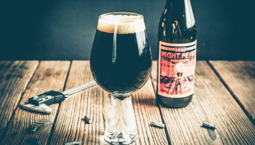 Raduga Night Fever Bourbon Imperial Stout