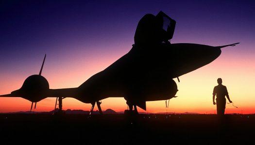 Blackbird, czyli słów kilka o najfajniejszym samolocie świata